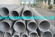 ASTM B167 Stainless Steel Inconel Tube , Inconel 600 Pipe / Inconel 601 Tube